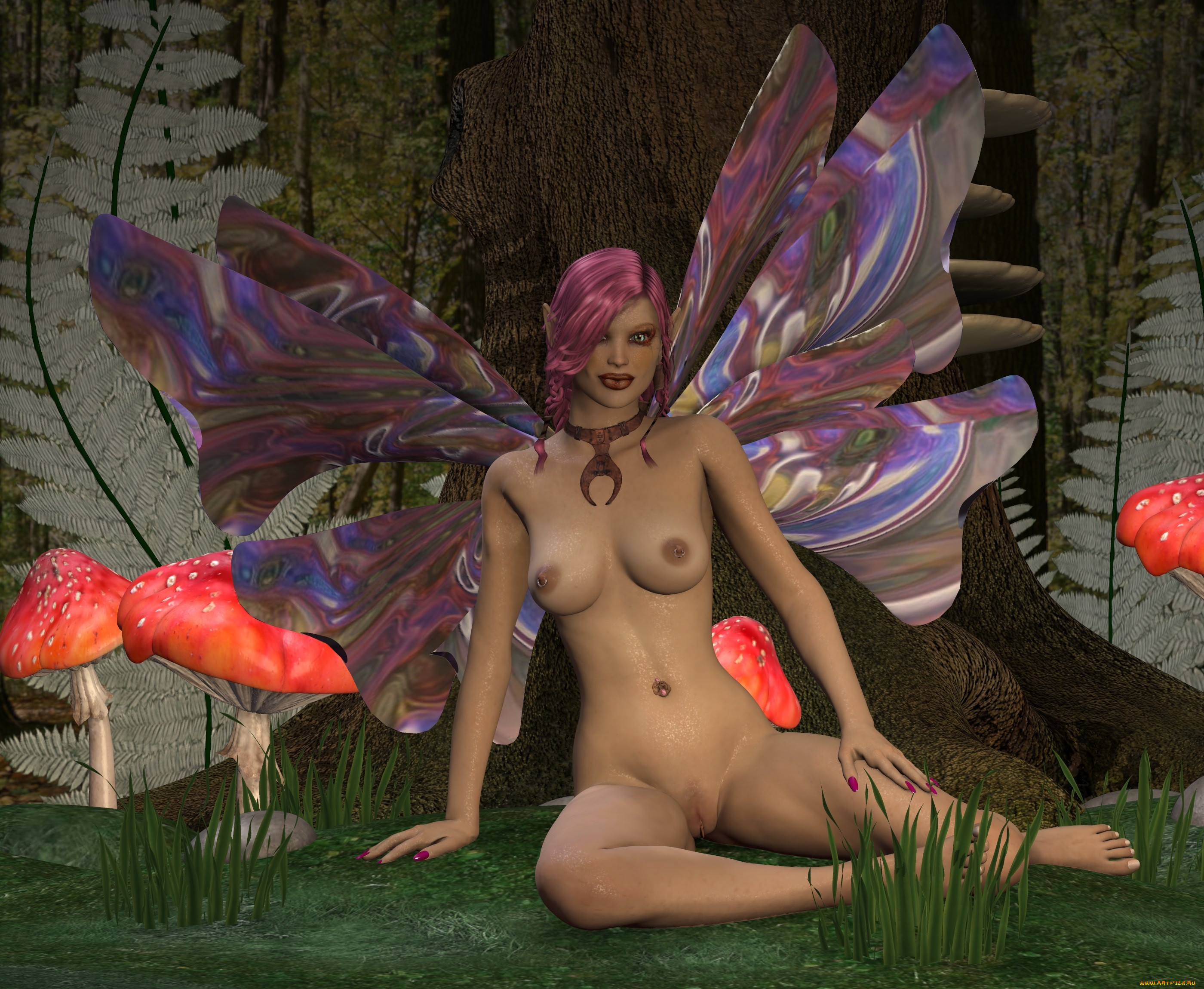 Gif pictures free nude fairies, as red as nude veronica zemanova